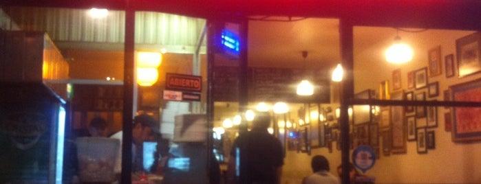 Sergio's is one of Sandwicherias de Santiago.