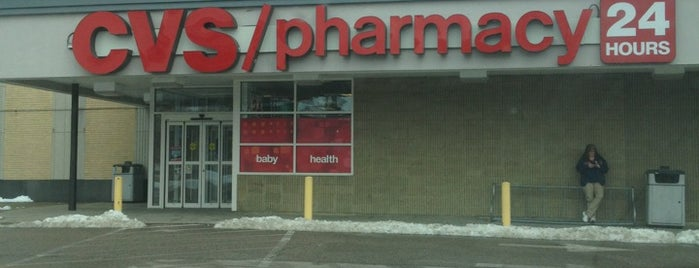 CVS/Pharmacy is one of Been there, done that.