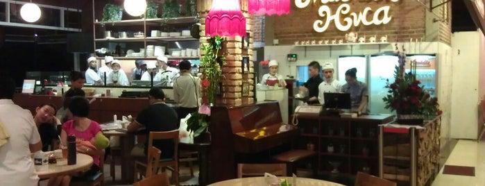 Madam Hwa - Dimsum & Eating House is one of Bandung Kuliner.