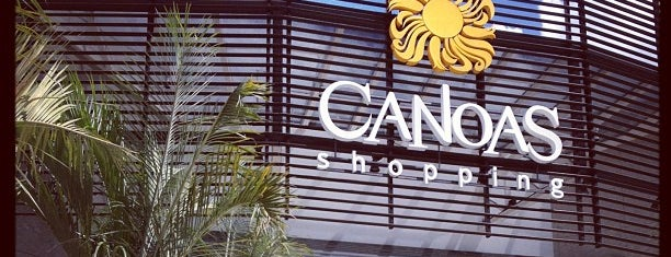 Canoas Shopping is one of Guide to Canoas's best spots.