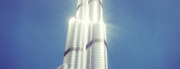 Burj Khalifa is one of Go Ahead, Be A Tourist.