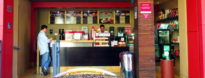 Juan Valdez Café is one of Cafés.