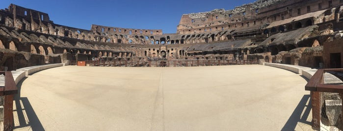Coliseo is one of Go Ahead, Be A Tourist.
