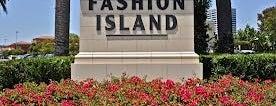 Fashion Island is one of Orange County!.