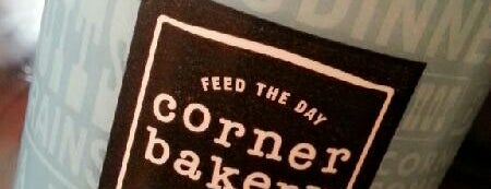 Corner Bakery Cafe is one of Rob's Food Spots.