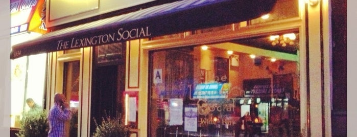 The Lexington Social is one of NYC brunch & breakfast.