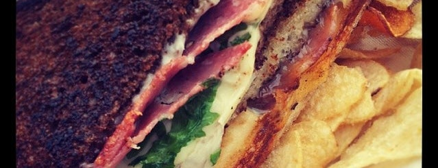 Taser Grilled Cheese Sandwiches is one of The best Vancouver food trucks.