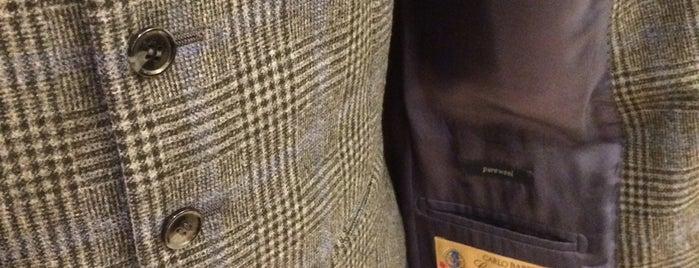 """Мастерская классического костюма is one of """"Клуб Скидок"""": одежда и обувь (г. Москва)."""