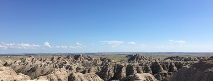 Badlands White River Valley Overlook is one of Rapid City, SD.