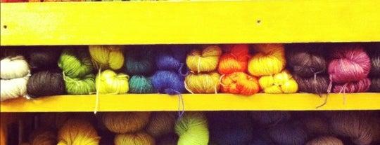 La Casita Yarn Shop Cafe New York