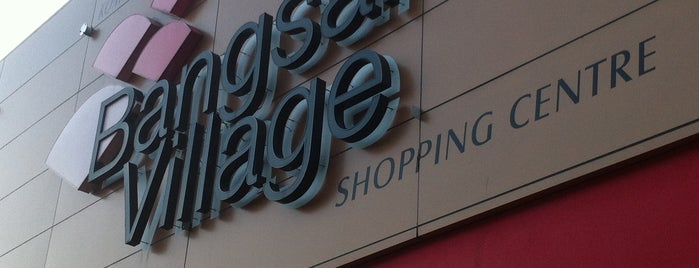 Bangsar Village is one of Top picks for Malls.