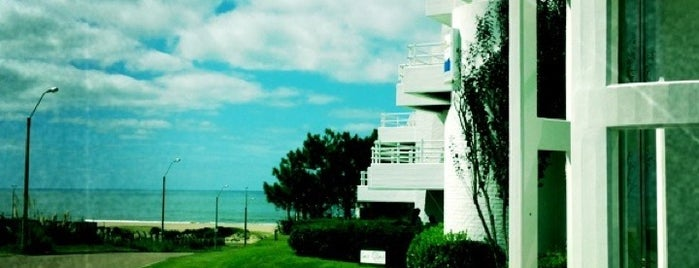 Hotel Las Olas is one of Uruguay Natural.