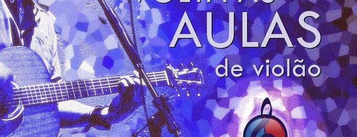 Foco Musical is one of Locais amigos.