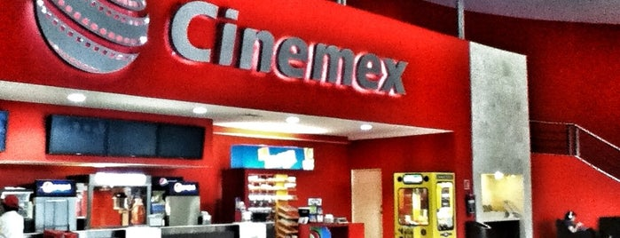 Cinemex is one of Top picks for Movie Theaters.