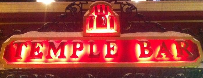 Temple Bar / Темпл Бар is one of Попить пива.