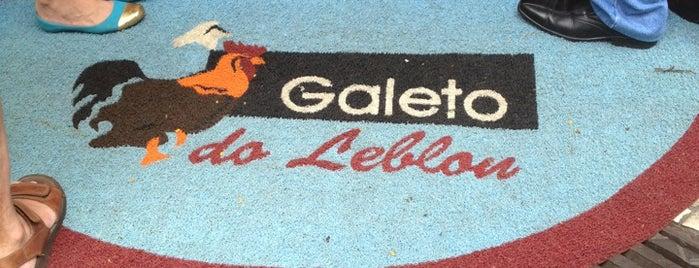 Galeto do Leblon is one of Para conhecer.