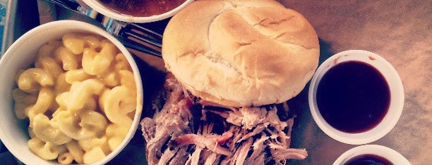Dickeys is one of South Carolina Barbecue Trail - Part 1.