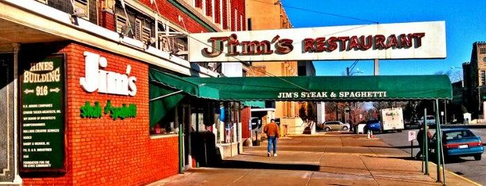 Jim's Steak & Spaghetti House is one of Wild and Wonderful West Virginia.