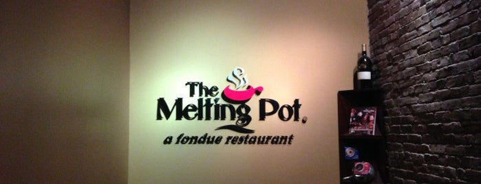 The Melting Pot is one of Favorite Food.