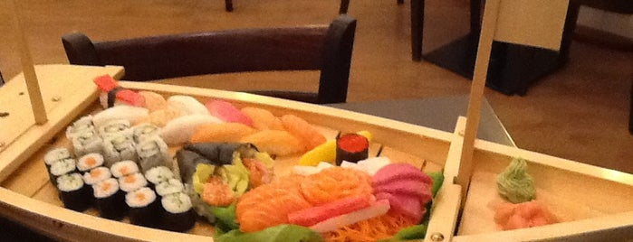 Hitomi Sushi is one of Vienna.