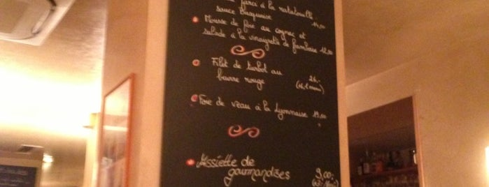 Le Bousqueray is one of Munich.
