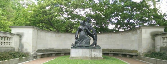 Spanning the Continent is one of Public Art in Philadelphia (Volume 3).