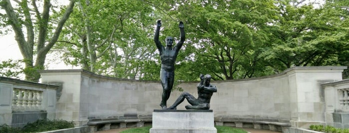 Welcoming to Freedom is one of Public Art in Philadelphia (Volume 3).