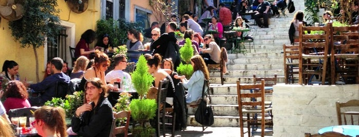 Yiasemi is one of Top Athens.