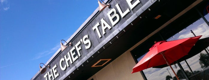 Chefs Table is one of CIA Alumni Restaurant Tour.