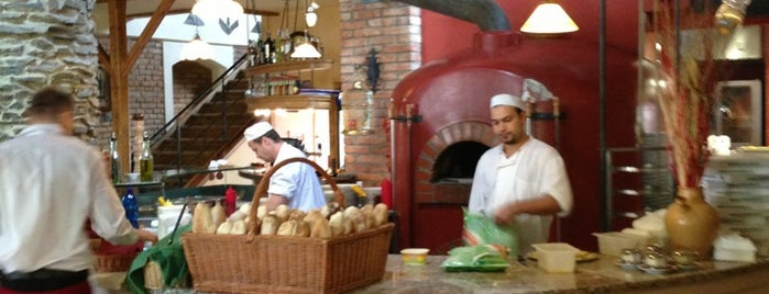 Grosseto is one of Food and more food.