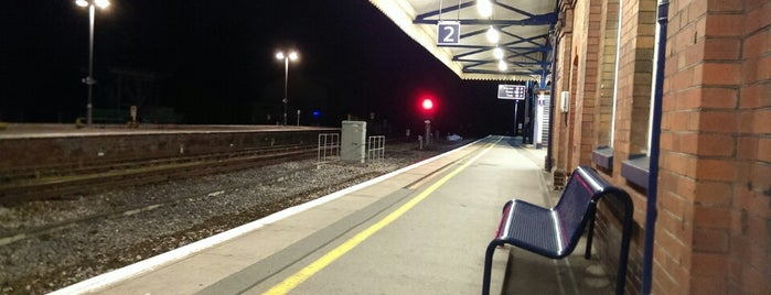 Yeovil Junction Railway Station (YVJ) is one of My favourite railway stations.