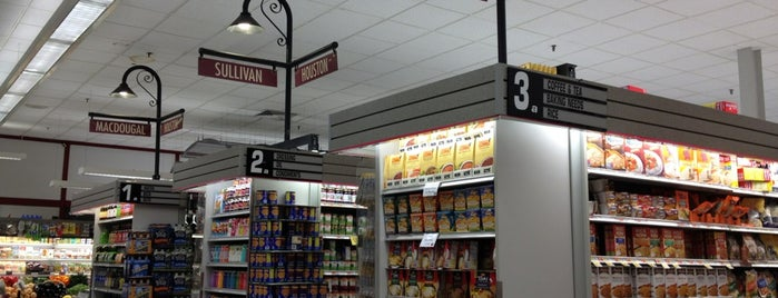 Morton Williams Supermarket is one of Places to Use Campus Cash.