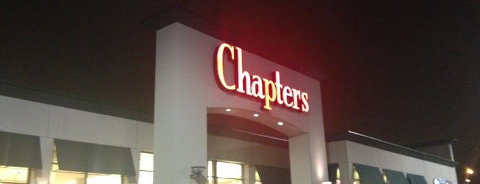 Chapters is one of Imagination Food for the Mind.