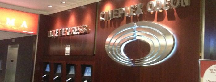Cineplex Odeon Varsity & VIP Cinemas is one of The Next Big Thing.