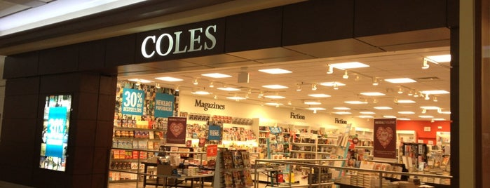 Coles is one of Imagination Food for the Mind.