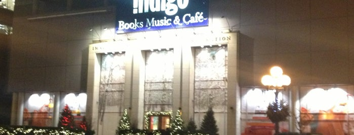 Indigo Bay & Bloor is one of Imagination Food for the Mind.