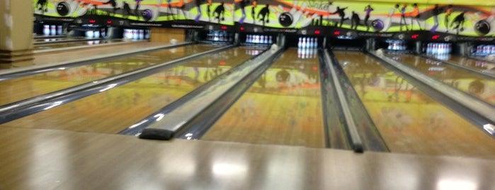 Forum Bowling is one of İstanbul Avrupa Yakası #4 🍁🍃.