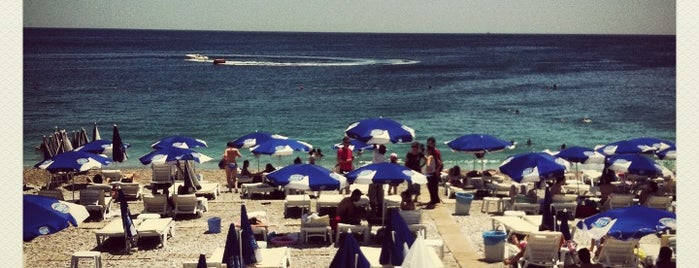 İnan Beach is one of Top 10 favorites places in Antalya, 07.