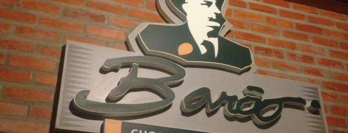 Barão is one of Restaurantes que quero ir.