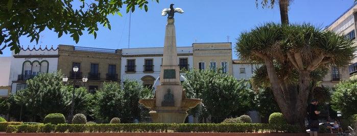 Jerez de la Frontera is one of Jerez.