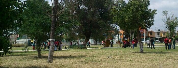 Parque Villas de Torremolinos is one of play grounds.