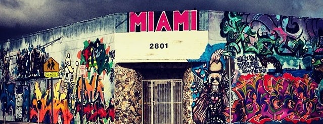Wynwood Arts District is one of The 15 Best Places for Galleries in Miami.