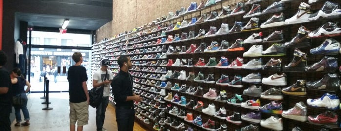 Flight Club is one of NYC SHOPS.