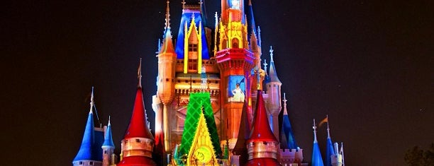Magic Kingdom® Park is one of Go Ahead, Be A Tourist.