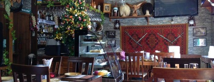 Restaurant Georgia is one of Phuket.
