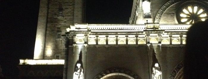 Manila Cathedral Church is one of Filipinler-Manila ve Palawan Gezilecek Yerler.