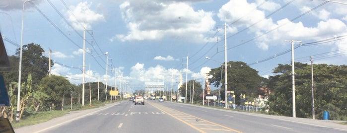 ท่าวุ้ง is one of Bkk - Lopburi Way.