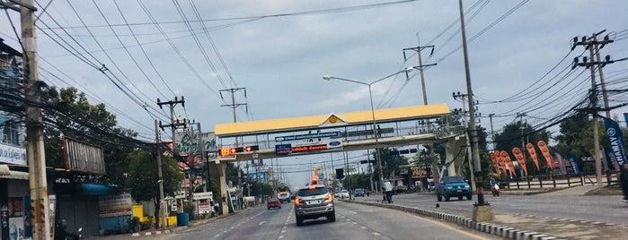 Lopburi,Thailand is one of Bkk - Lopburi Way.