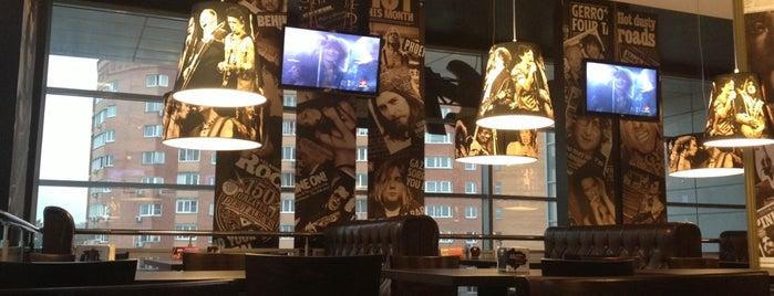 Rock Pub is one of Попить пива.