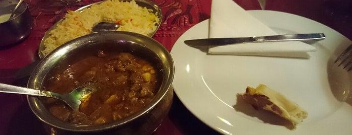 Restaurang Indian Haweli is one of Vegan friendly.